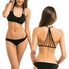 2017 Women's Bikini Set Bandage Push Up Padded Swimwear Swimsuit Beachwear AU