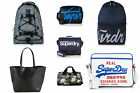 New Unisex Superdry Bags Selection - Various Styles. 1807