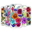HEAD CASE DESIGNS WATERCOLOURED FLOWERS HARD BACK CASE FOR HTC ONE A9s