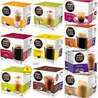 BEST SELLING NESCAFE DOLCE GUSTO COFFEE CAPSULES PODS 10 FLAVOURS 8-16 P/PACK