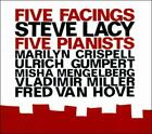 STEVE LACY (SAX) - FIVE FACINGS [SLIPCASE] NEW CD