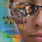 PAQUITO D'RIVERA/WDR BIG BAND - BIG BAND TIME NEW CD