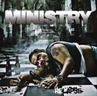 MINISTRY - RELAPSE [BONUS TRACKS] [DIGIPAK] NEW CD