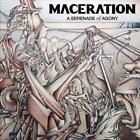 MACERATION - A SERENADE OF AGONY NEW CD