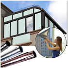 Solar Reflective One Way Mirror Privacy Window Film Glass Sticker 50cmx1/2/3m