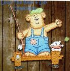 LEON THE BEAR & LILY COLLECTION - MACHINE EMBROIDERY DESIGNS ON CD