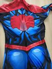 Marvel Amazing Anime Spiderman Costume Halloween Cosplay Superhero Zentai Suit