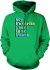 My Favorite Color is no Pants - Funny Sayings Slogans Hoodie Pullover