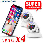 2X Universal Magnetic Ball Magnet Car Holder Mount For GPS iPhone 8 7 X Samsung