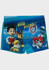 SALE LTD TIME ONLY Boys Paw Patrol Swim Shorts In 5 Sizes  Ages 2,3,4,5 And 6