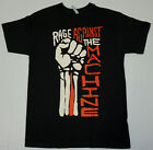 Rage Against The Machine T-shirt Adult Men Tee Black Tee New