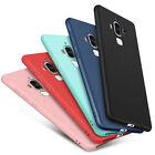 Ultra Slim Soft Silicone Rubber Shockproof Case TPU Back Cover For Huawei Phone