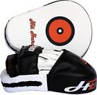 HITBOY FOCUS Pads Jab Mitts MMA Muay Thai kickboxing Training Sparring Punch Pad