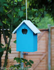 Coloured Wooden Garden Hanging Beach Hut...