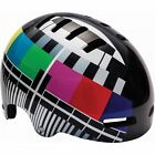 Lazer Street Test Card Mountain Bike BMX Scooter Cycle Helmet - Black