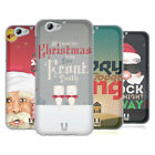 HEAD CASE DESIGNS CHRISTMAS CAROLS SOFT GEL CASE FOR HTC ONE A9s