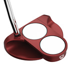 New Custom Made Odyssey O-Works 2 Ball Putter Red-Choose length-Lie-