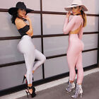 Us Stock Women's Casual Skinny Leg Jeggings Pencil Pants Stretchy Jeans Trousers