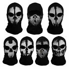 Call of Duty 10 COD Ghost Balaclava Logan Skull Face Mask Hood Bike Cosplay Gift