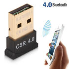 bluetooth usb 2.0 micro adapter dongle - US Bluetooth 4.0 USB 2.0 CSR4.0 Dongle Adapter for PC LAPTOP WIN XP VISTA 7 8 10