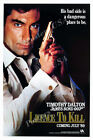 Posters USA - 007 Licence to Kill Movie Poster Glossy Finish - MOV202 $13.95 USD