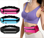 Waterproof Sport Waist Belt Bum Pouch Fanny Pack Camping Running Hiking Zip Bag!