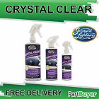 Greased Lightning Crystal Clear - Glass / Mirror Cleaner and Protector