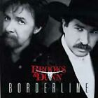 Borderline by Brooks & Dunn (CD, Apr-1996, Arista)