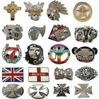 Metal Belt Buckle for Leather and synthetic belts Vintage Men's