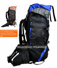 70L New Waterproof Packs Internal Frame Hiking Backpack for Climbing Rucksack US