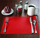 """MH Paper Flat Placemats with Scalloped Edge, 10""""x14"""", Disposable, Ships Free"""