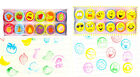 12Pcs/Set Cute Small Stamps Stationery Kids Children Gift Party Toy Art Craft