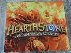 "Hearthstone Heroes of Warcraft Gaming Mousepad Mouse pad Mousepads 11.5"" x 9.5"""