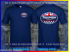 TRIUMPH UK RACING MOTORCYCLE T-SHIRT SIZE S-3XL Available $25.83 CAD on eBay