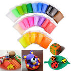 Foam Soft Malleable Polymer Plasticine Modelling Effect Clay DIY Educational Kid image