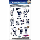 MLB Family Decal Set (Medium) on Ebay