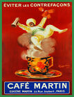 Quality POSTER.Cappiello Coffee Martin.Cafe.Home Room Decoration art print.q731