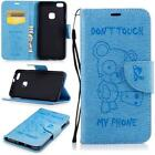 Leather Wallet Case Cover Flip Stand For Huawei P10 Lite Samsung Galaxy S6 Edge