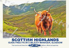 Vintage Style Railway Poster Scottish Highlands A4/A3/A2 Print