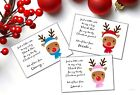 Christmas Thank you cards x 10 (W183A - W183C)  Girl or Boy