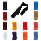 New High Quality Men's Fashion Tie Knit Knitted Tie Slim Skinny Woven Pointed