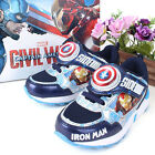 Iron Man Shoes Lighting Up Sneakers For Kids - Best Reviews Guide