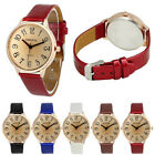 Hot Women Lady Girl Elegant Charm Multi-color Belt Watch Quartz Wristwatch Gift