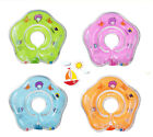 Inflatable Swimming Pool Swim Ring Safety Circle Newborn Infant Baby Neck Float