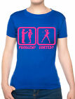 Problem Sorted Playing Tennis Funny Ladies T Shirt  Size S-XXL