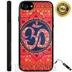 Red Lotus OM Custom Case For iPhone 6S 7 Plus Samsung Galaxy