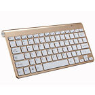 US STOCK Wireless Desktop Keyboard and Mouse Combo Entertainment PC Laptop2.4GHZ
