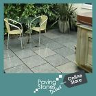Silver Grey Granite Paving Flags Slabs pavers 600x600 2ft x2ft  ✔18.36m2 pack ✔