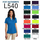 Port Authority L540 Womens Dri Silk Touch Polo S-4XL FIT Golf Shirt