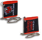Hardcore United Devil Chain Nylon Wallet Purse Portemonnaie Skinhead Oi Punk